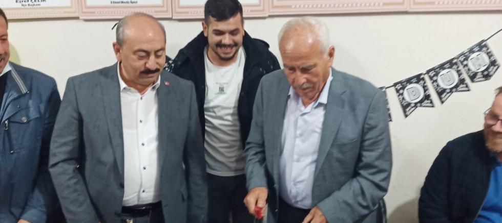 AK PARTİ BANAZ İLÇE BAŞKANI EŞREF ÇELİK'İN MUHTEŞEM 67  YAŞ GÜNÜ KUTLAMASI...