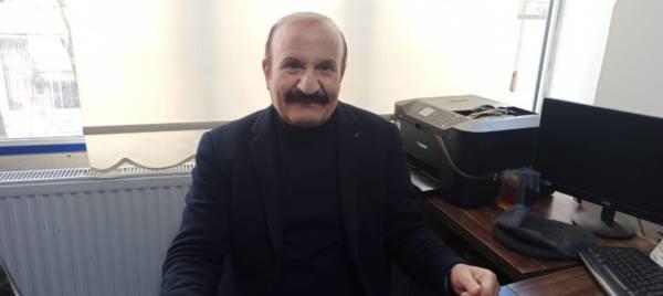 Demokrat Parti il Bşk Ekrem Ceylan Bayram Mesajı Yayınladı...