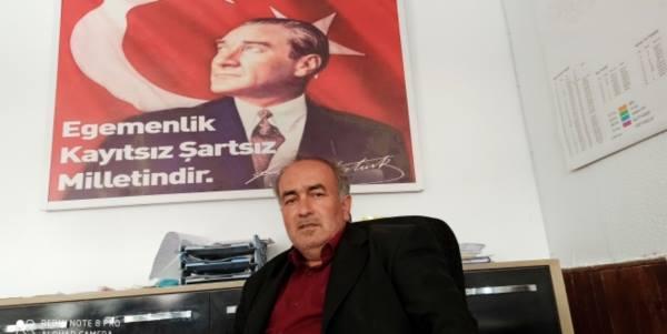 Ortaköy Muhtarı İlyas Sungur Beraat Kandili Mesajı Yayınladı...