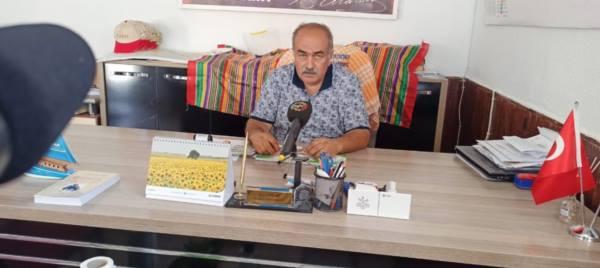 Ortaköy Yörükleri Derneği Bşk İlyas Sungur Bayram Mesajı Yayınladı