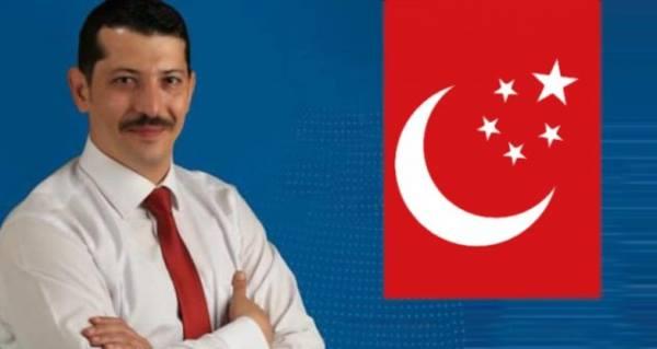 SP İl Bşk İbrahim Dağgezen Bayram Mesajı Yayınladı...