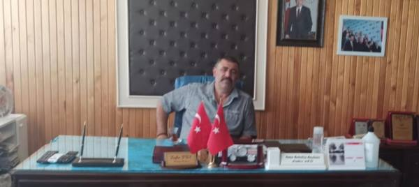 Tatar Bld Bşk Zafer Gün Bayram Mesajı Yayınladı...