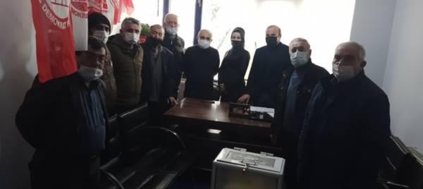 Uşak Demokrat Parti'de Ekrem Ceylan'la Kırat Tekrar Şahlanışta...
