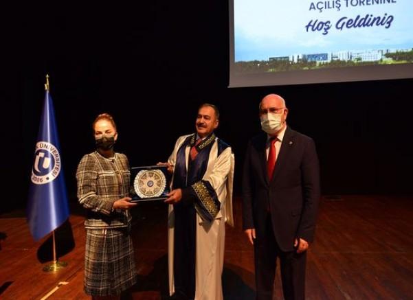 Uşak Üniversitesi Yeni Akademik Yılı Açılış Töreni Gerçekleşti